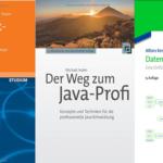 3 Bücher für das Informatik-Studium
