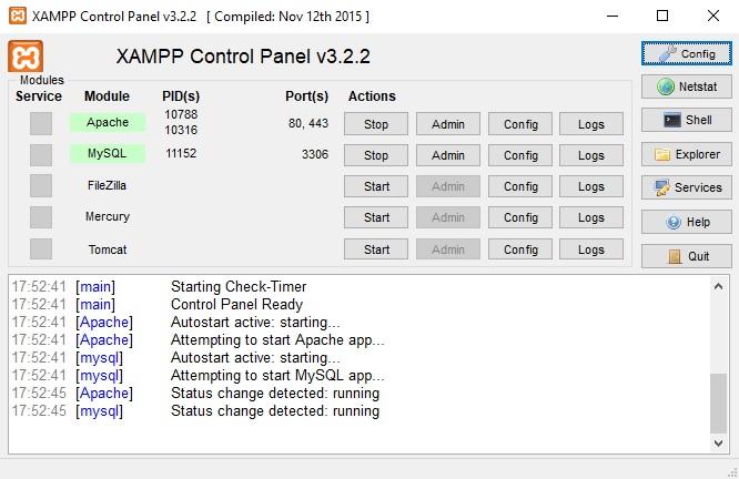 XAMPP Definition & Erklärung | Informatik Lexikon